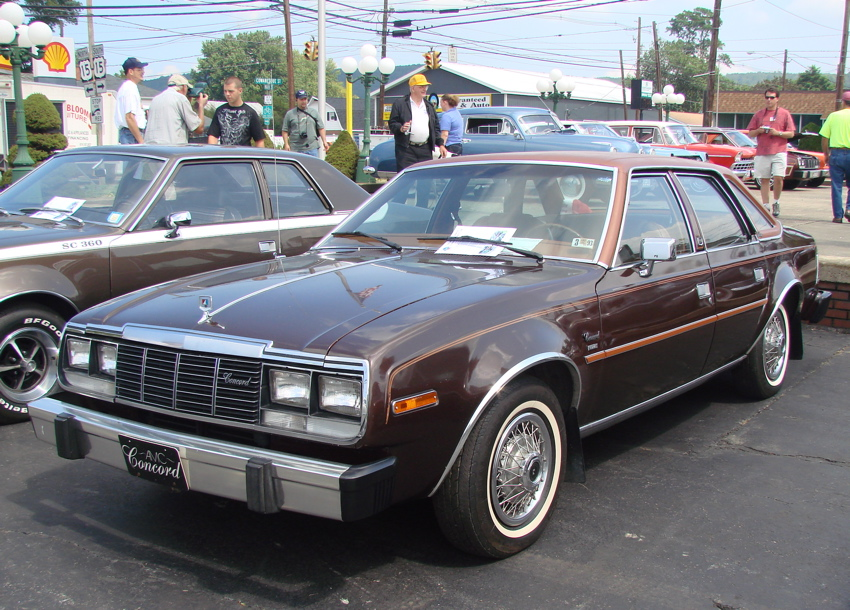 1980 American Motors Concord - Information and photos - MOMENTcar