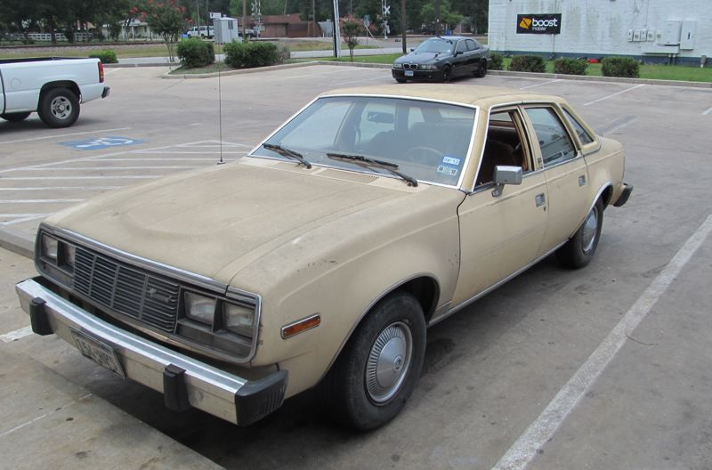 1983 American Motors Concord Information And Photos