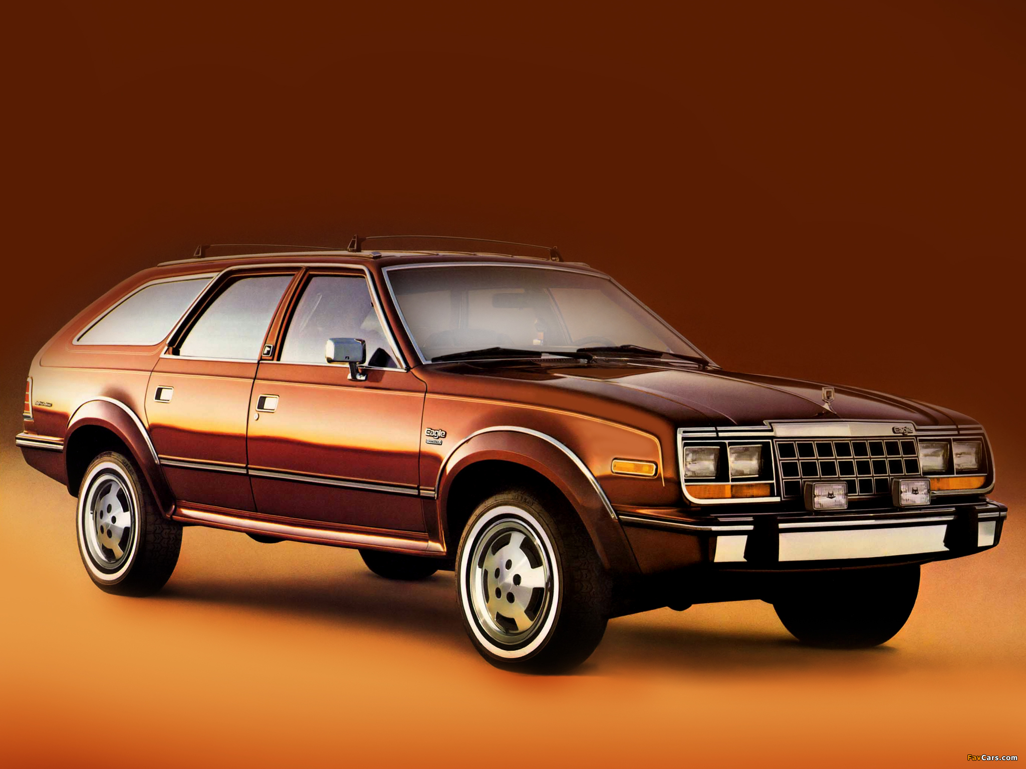 1984 American Motors Eagle Information And Photos