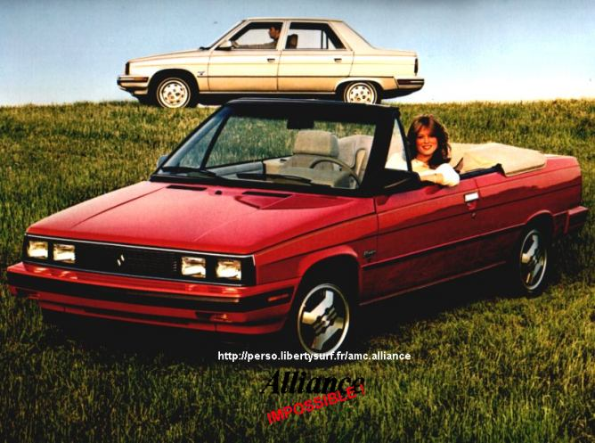 American Motors Encore 1986 #12
