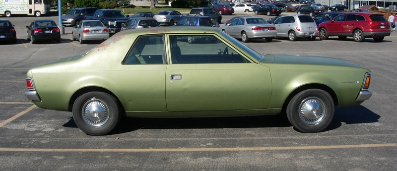1970 American Motors Hornet Information And Photos