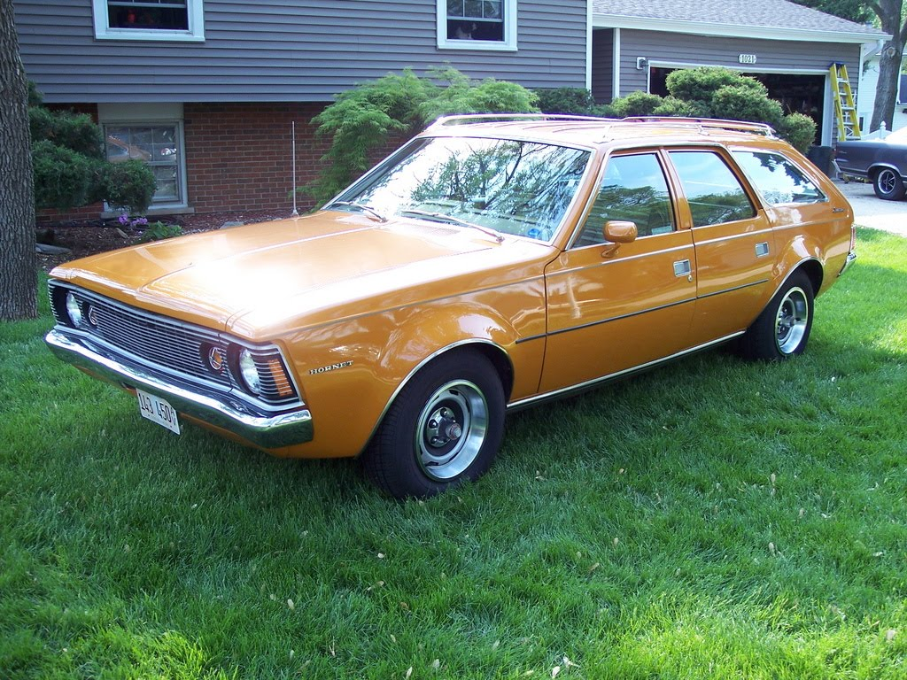1972 American Motors Hornet Information And Photos
