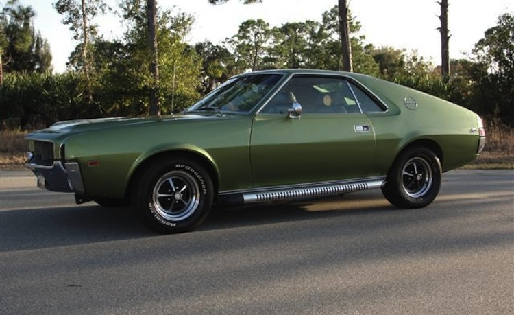 1968 American Motors Javelin - Information and photos - MOMENTcar