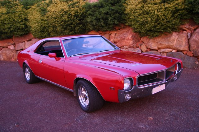 1969 American Motors Javelin Information And Photos