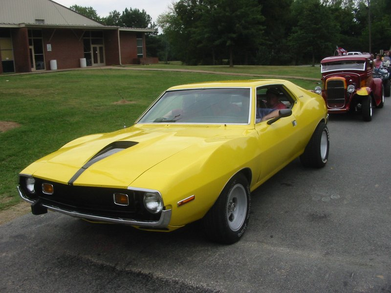 1978 American Motors Javelin - Information and photos ...