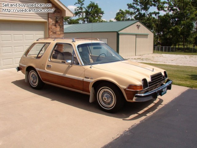 Kia Of Concord >> 1980 American Motors Pacer - Information and photos ...