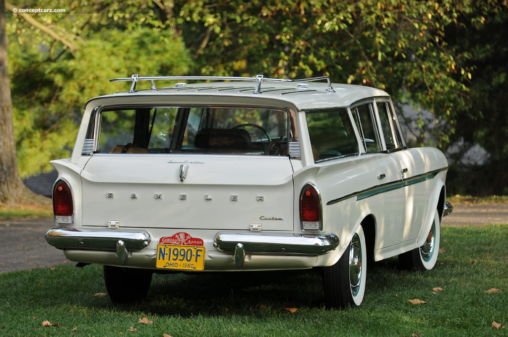 1960 American Motors Rambler 6 Information And Photos
