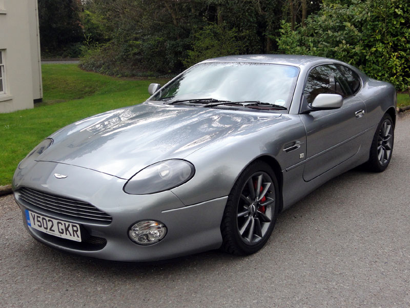 2001 aston martin db7 information and photos momentcar