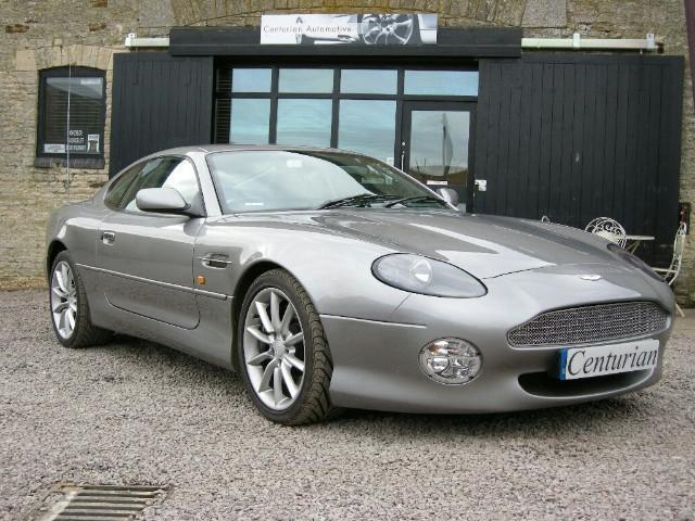 2002 aston martin db7 information and photos momentcar. Black Bedroom Furniture Sets. Home Design Ideas