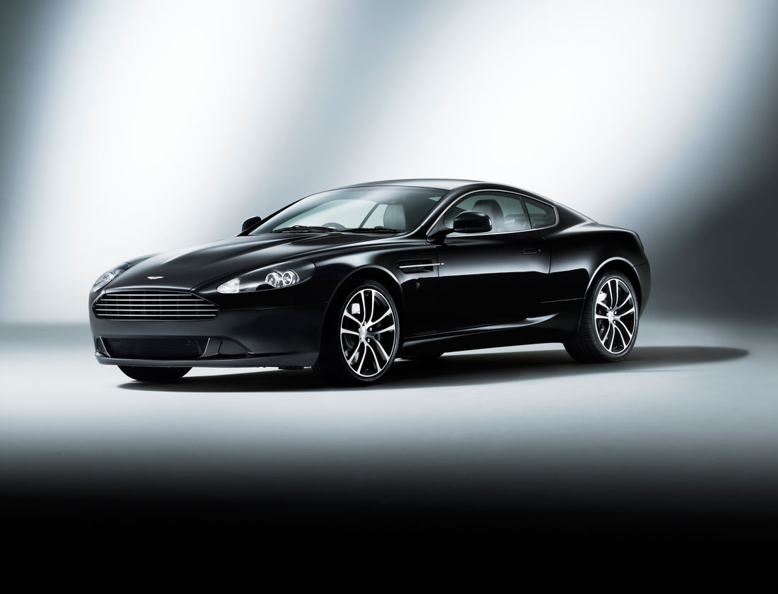 Aston Martin DB9 Sports Edition #15