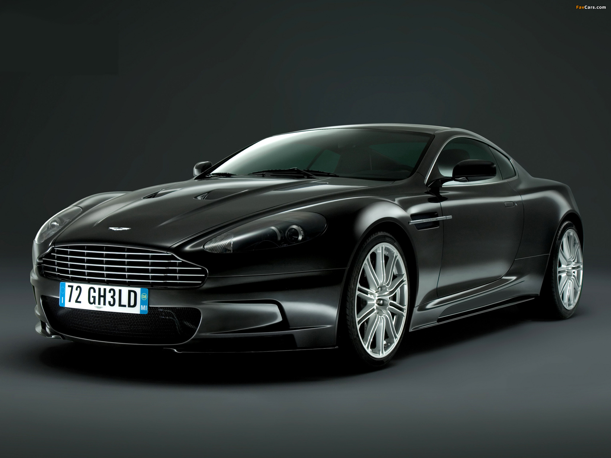 2008 Aston Martin DBS Information and photos MOMENTcar
