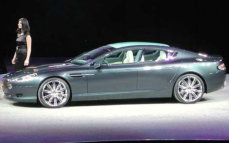 Aston Martin Rapide Luxury #4