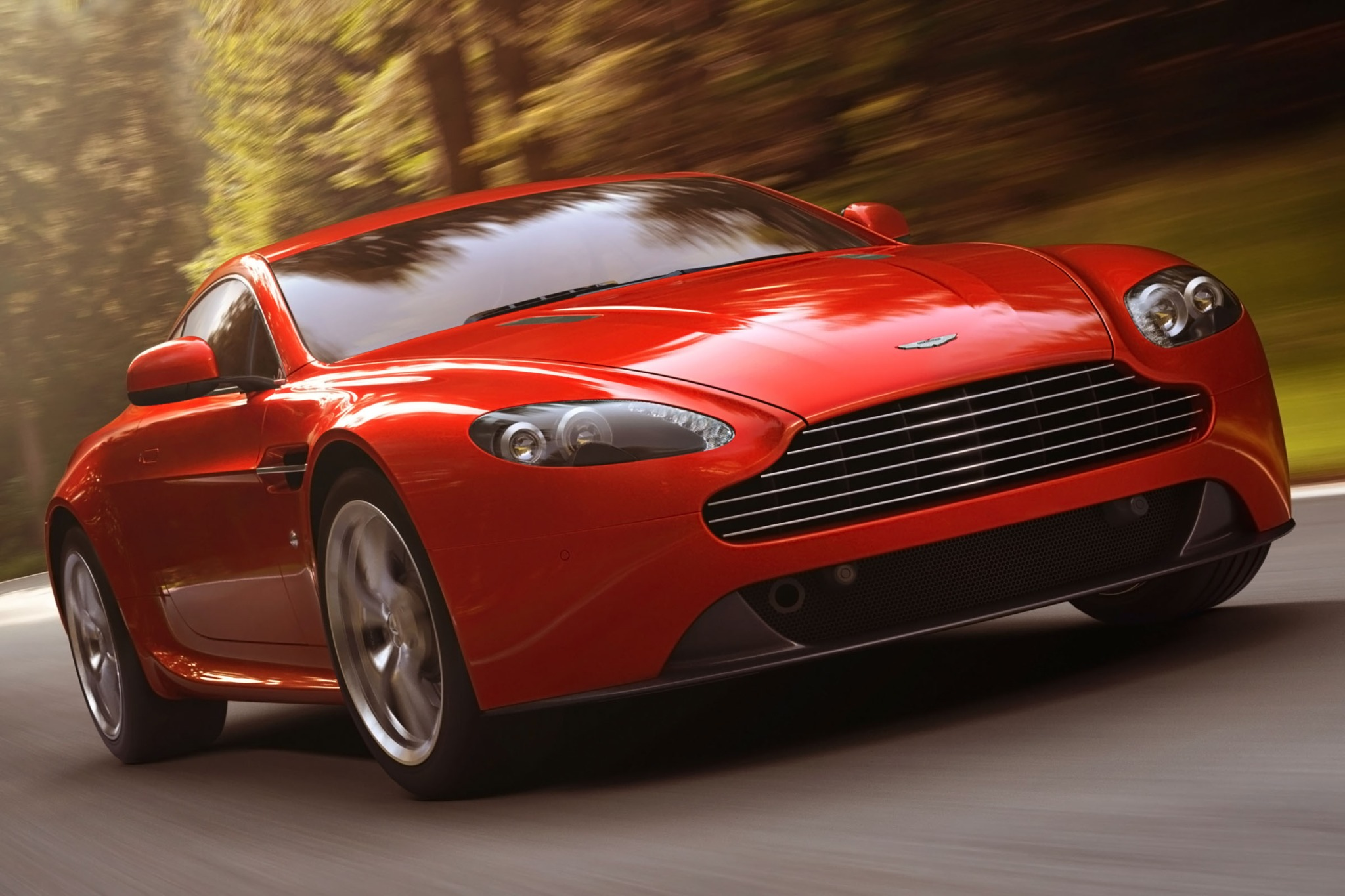 Aston Martin V8 Vantage Roadster (Midyear Redesign) #5