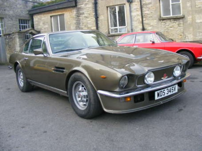 ASTON MARTIN VANTAGE Px Image - Aston martin v8 for sale