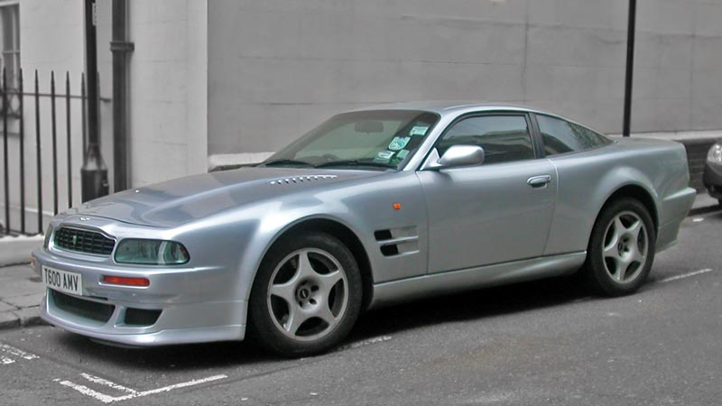 Aston Martin Virage #14