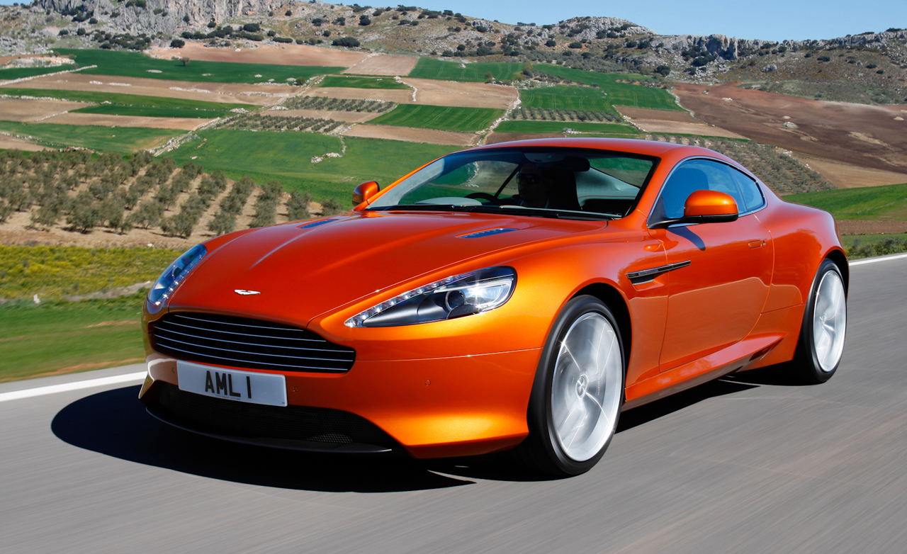 Aston Martin Virage #3