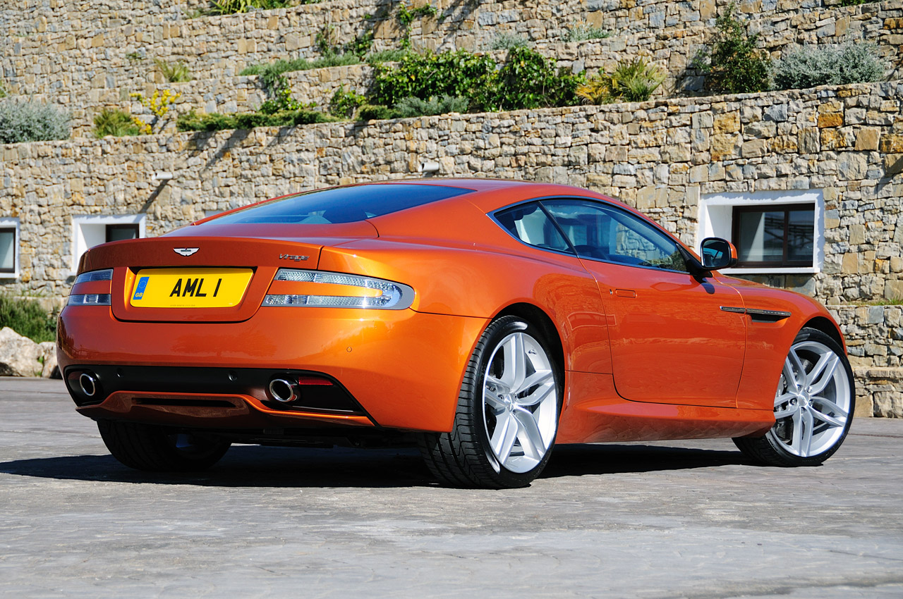 Aston Martin Virage #5