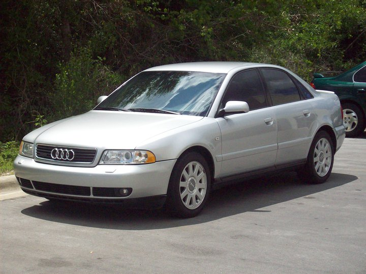 Audi 2001 A4 turbo still impress the minds #1