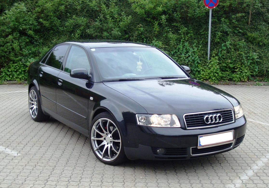 Audi 2001 A4 turbo still impress the minds #9