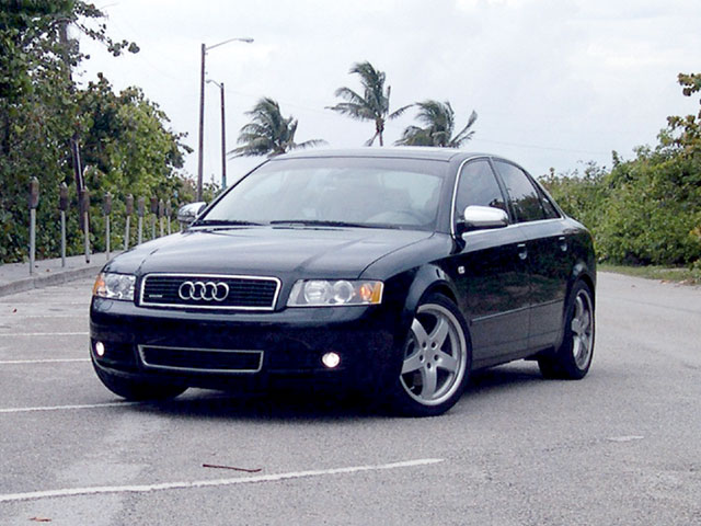 Audi 2002 A6, an attractive and efficient model #1
