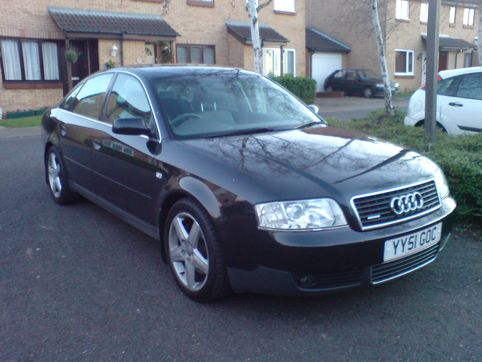 Audi 2002 A6, an attractive and efficient model #2