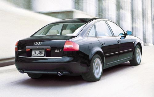 Audi 2002 A6, an attractive and efficient model #4