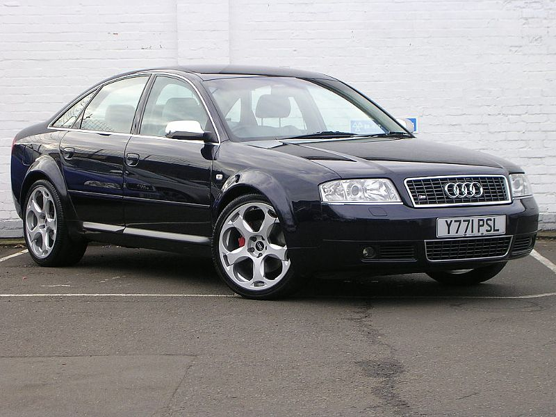 Audi 2002 A6, an attractive and efficient model #6