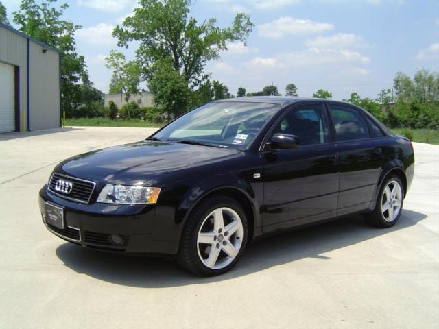 Audi 2002 A6, an attractive and efficient model #8