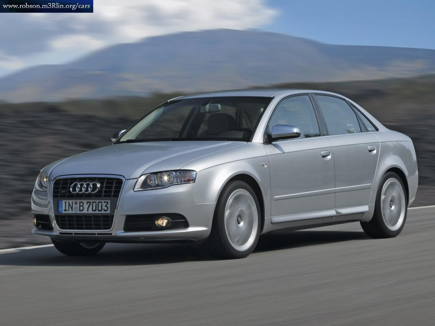 New A6 Avant from Audi 2005 or would you like to drive in the business class? #1