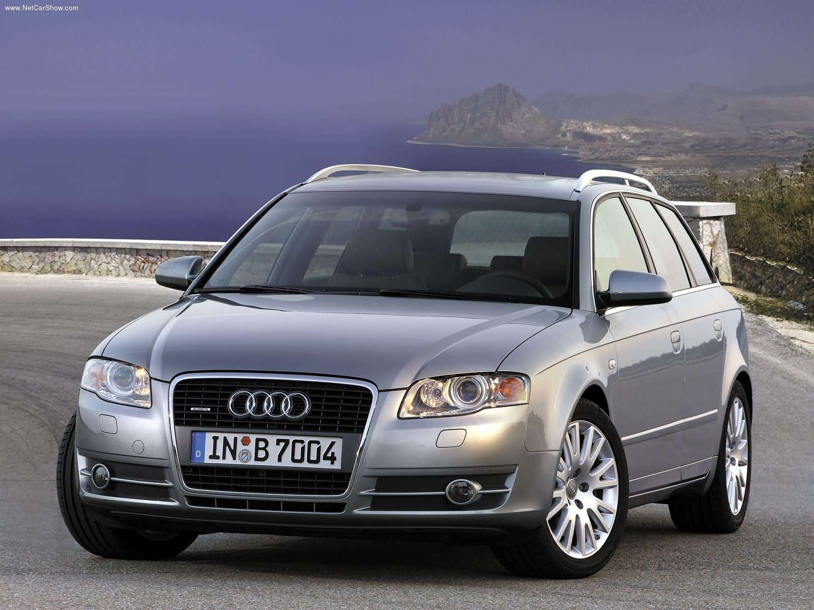 New A6 Avant from Audi 2005 or would you like to drive in the business class? #3