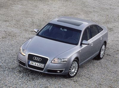 New A6 Avant from Audi 2005 or would you like to drive in the business class? #4