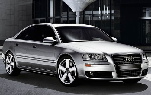 Walter da Silva announced Audi 2007 A5 Coupe as the best 2007' design creature #8