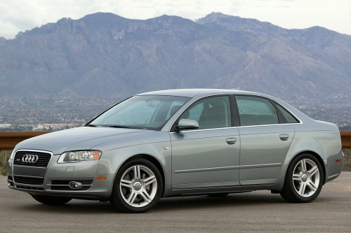 Audi 2008 A3 makes life brighter #1