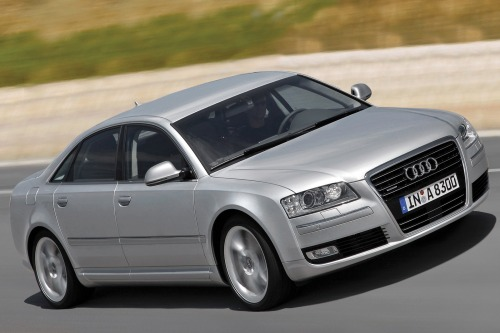 Audi 2008 A3 makes life brighter #2
