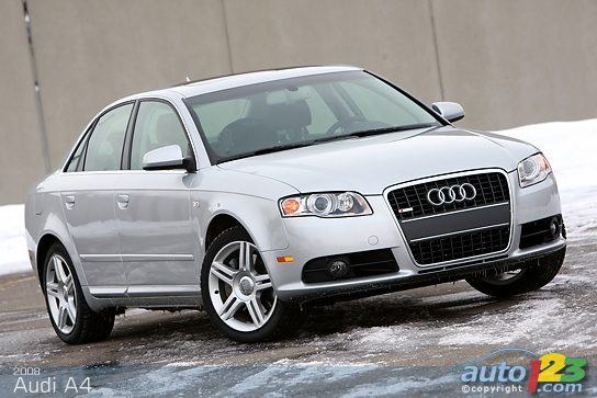 Audi 2008 A3 makes life brighter #7