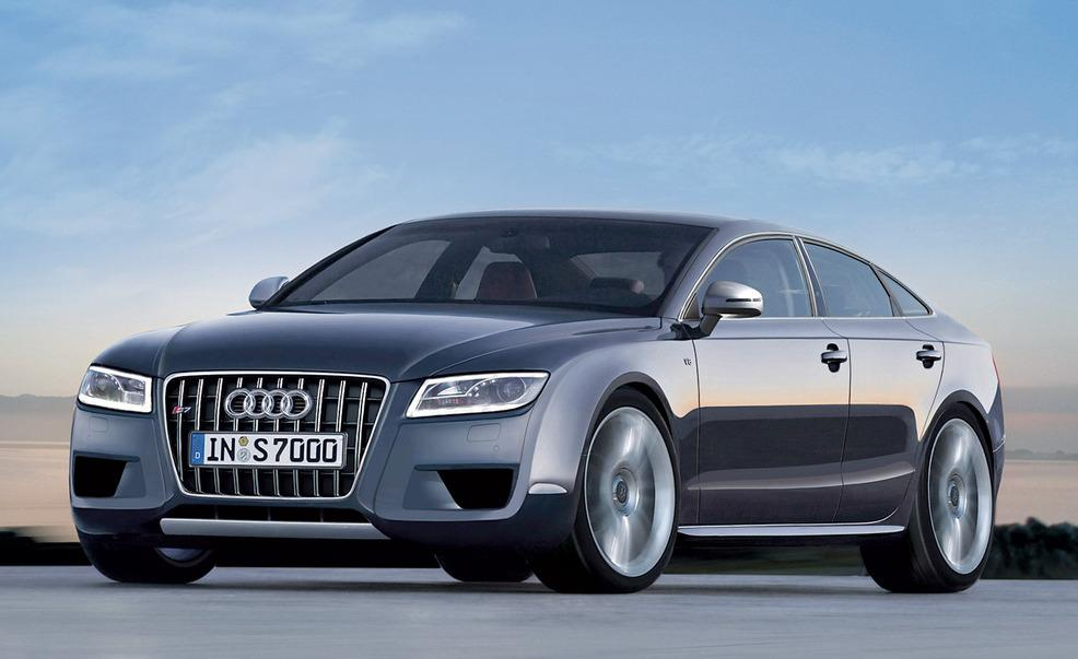 Audi 2010 works on the new level with the E-tron model #3