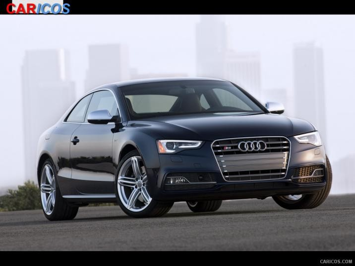 An improved Audi 2013 SQ5 crossover #1