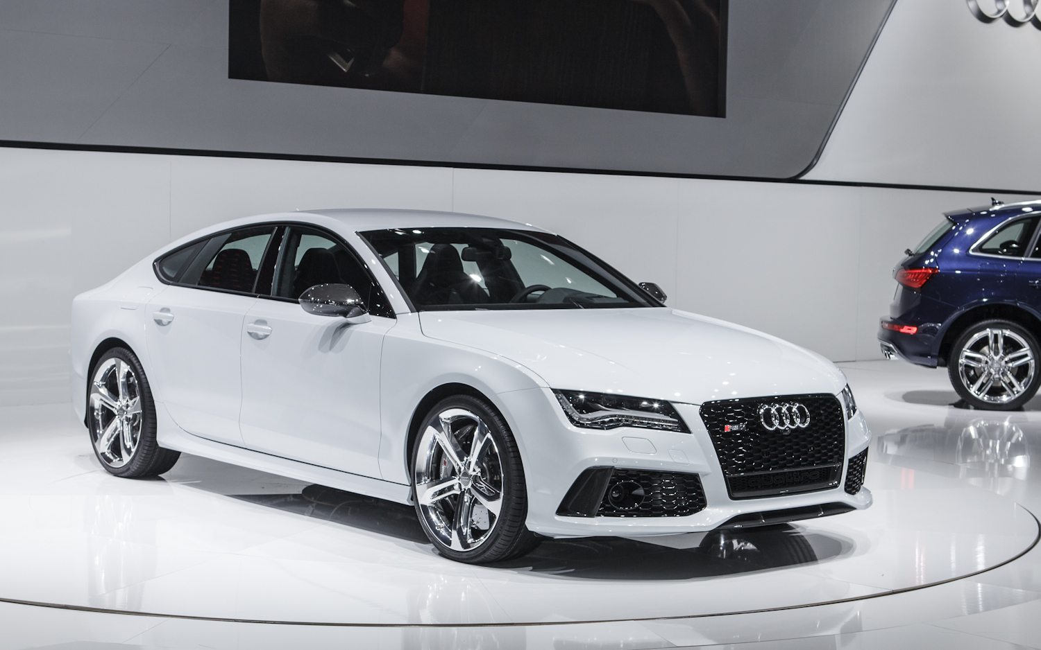 Audi Q7 - Created according to the Audi 2014 tendencies #1