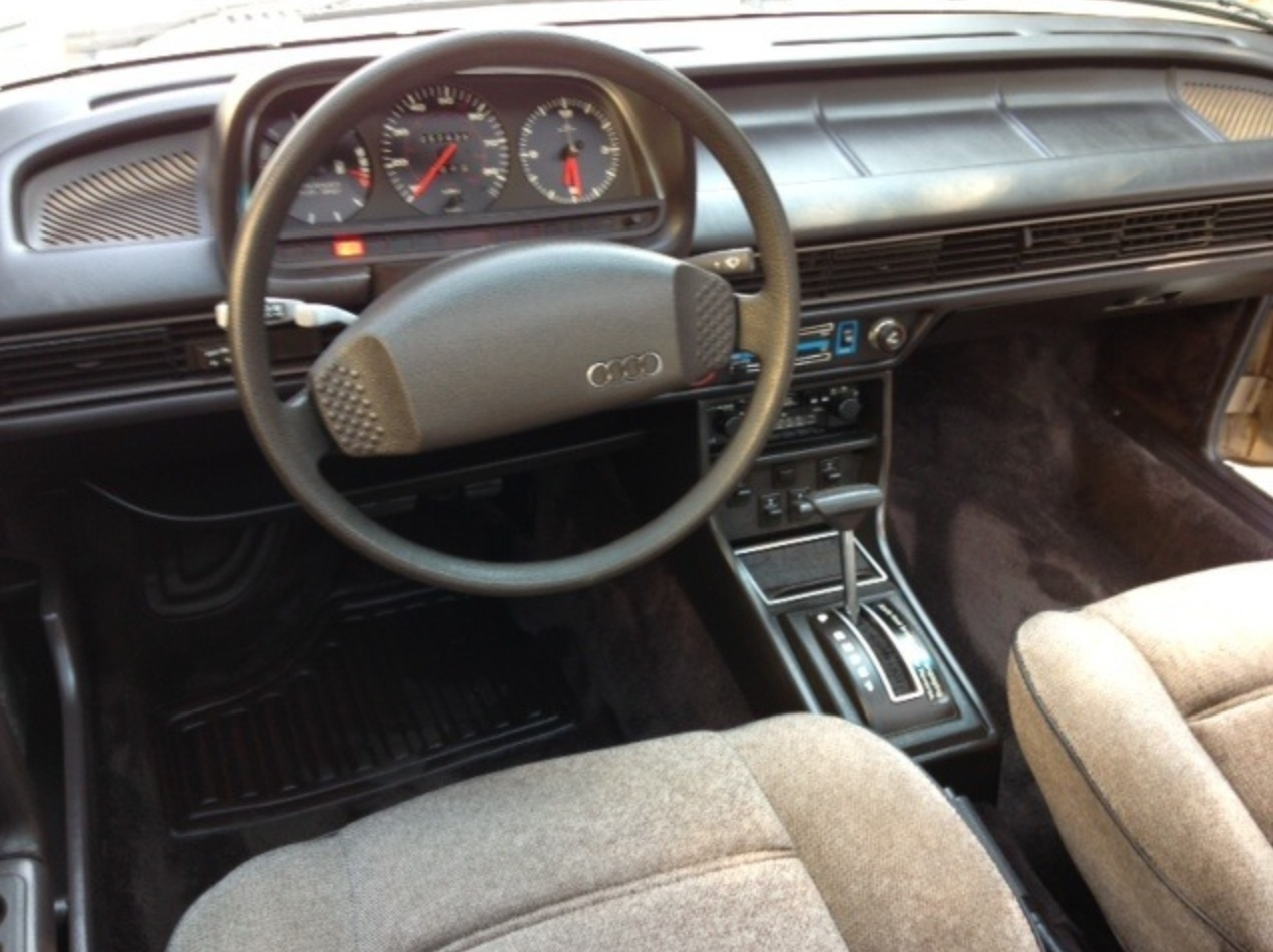 1982 Audi 5000 Information And Photos MOMENTcar