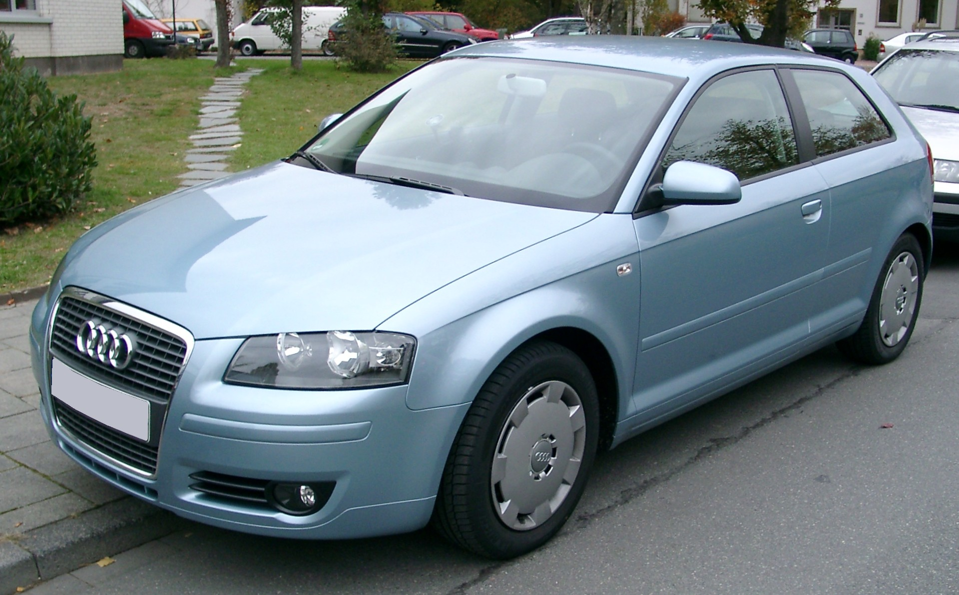 2007 audi a3 information and photos momentcar. Black Bedroom Furniture Sets. Home Design Ideas