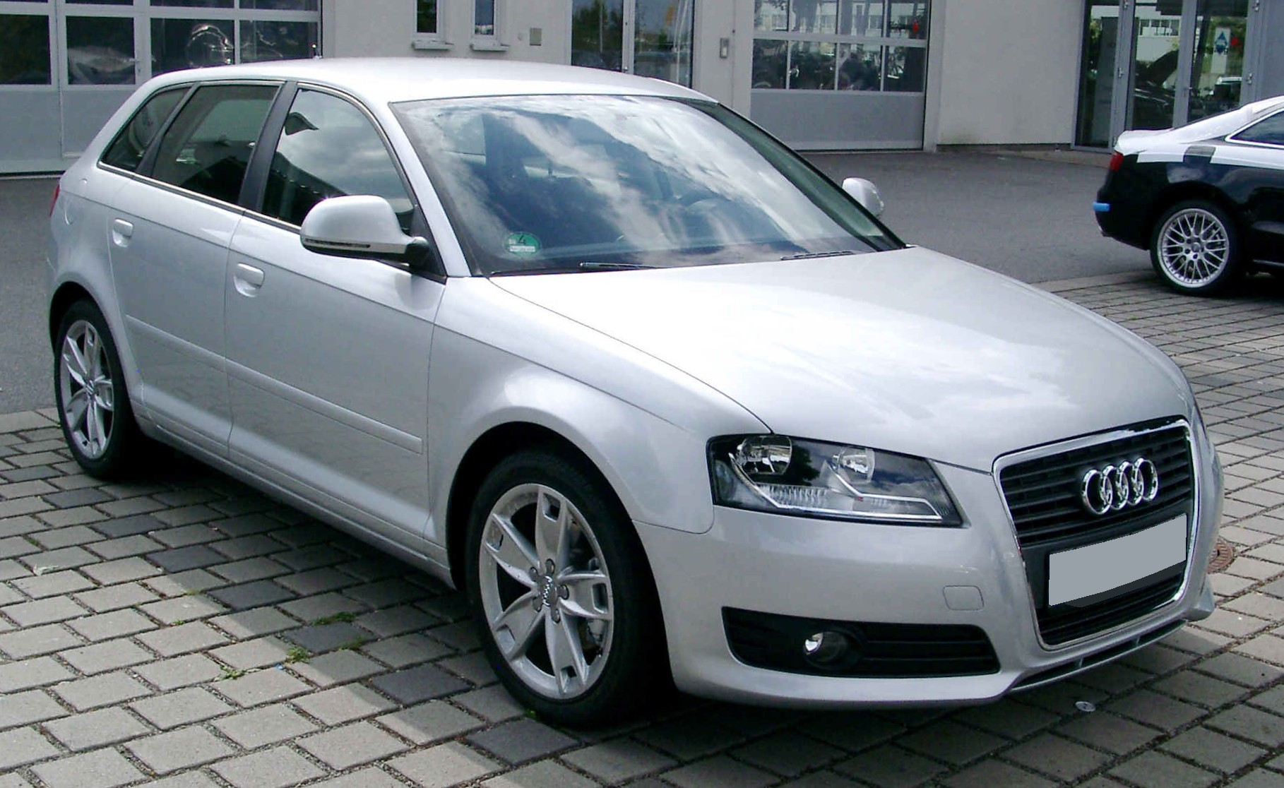 2008 audi a3 information and photos momentcar. Black Bedroom Furniture Sets. Home Design Ideas