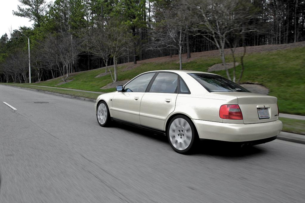 1998 Audi A4 Information And Photos Momentcar