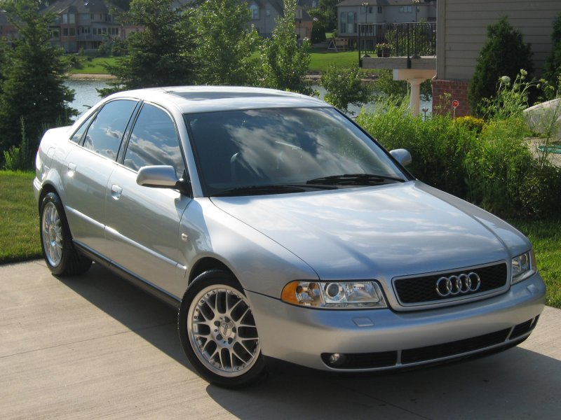 2000 audi a4 information and photos momentcar. Black Bedroom Furniture Sets. Home Design Ideas