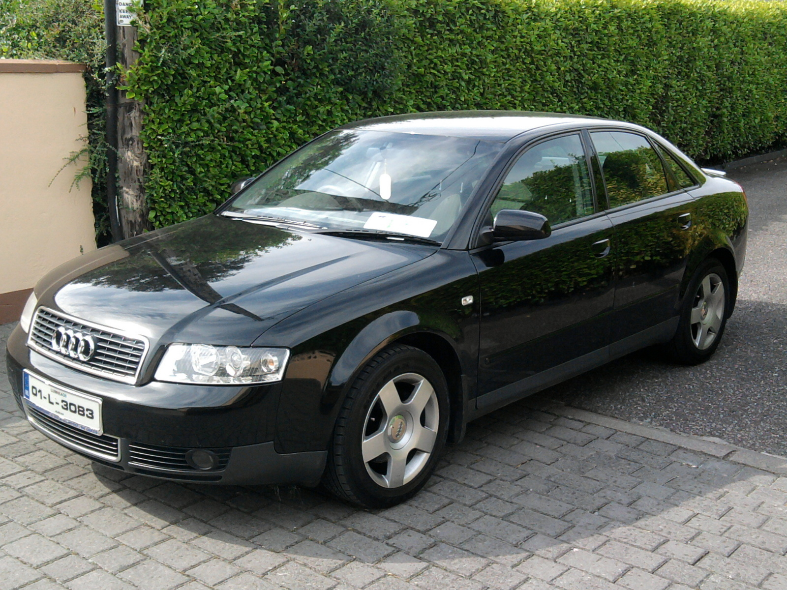 2001 audi a4 information and photos momentcar. Black Bedroom Furniture Sets. Home Design Ideas