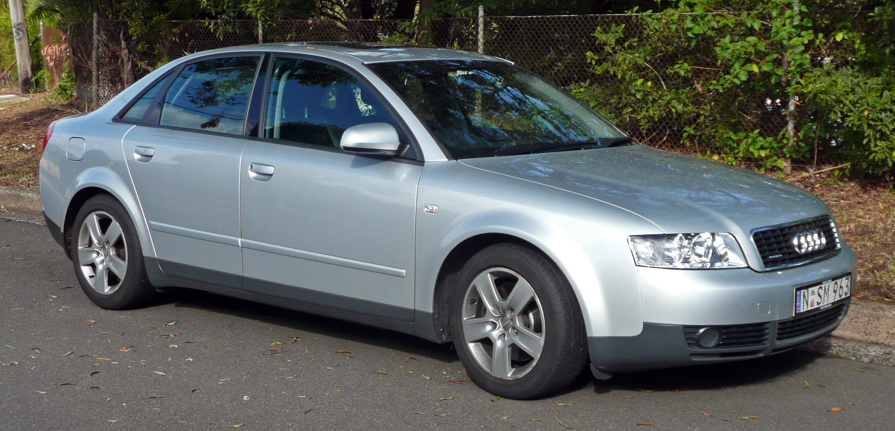 Image for Audi A 4 2001