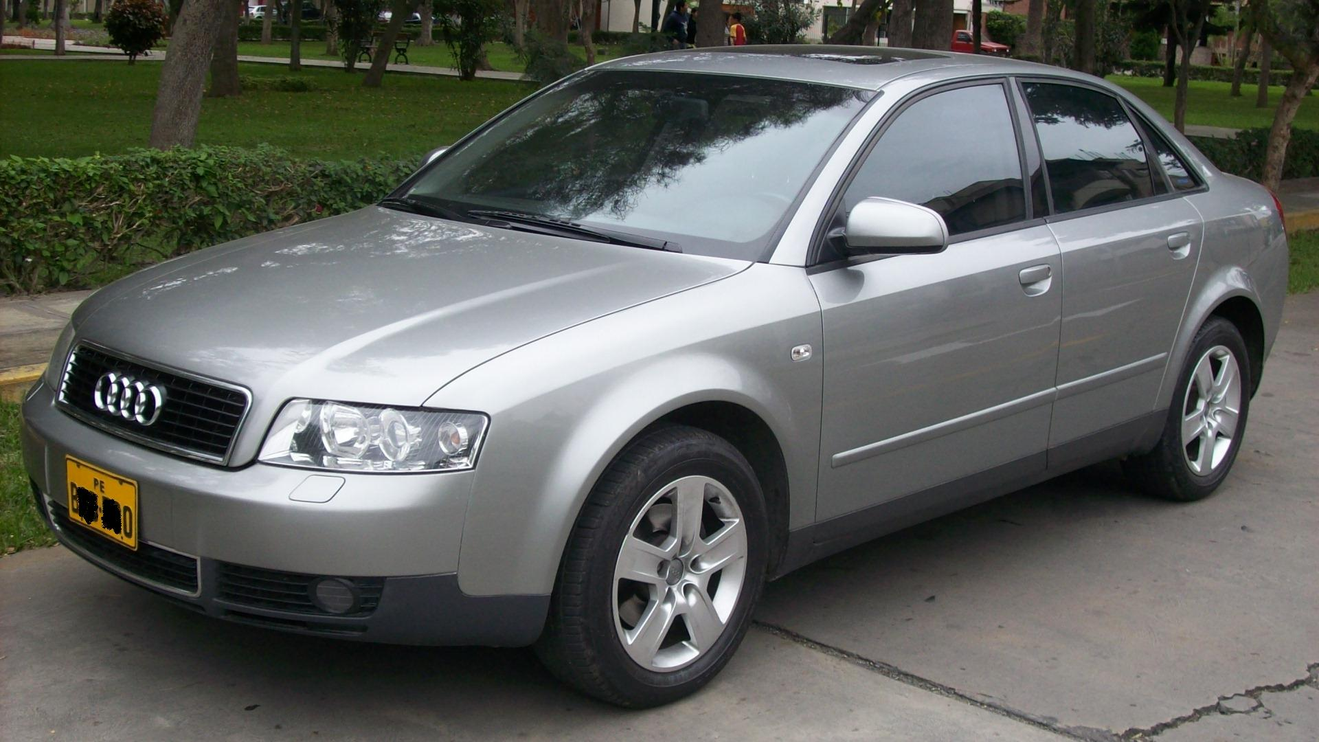 2002 audi a4 information and photos momentcar. Black Bedroom Furniture Sets. Home Design Ideas