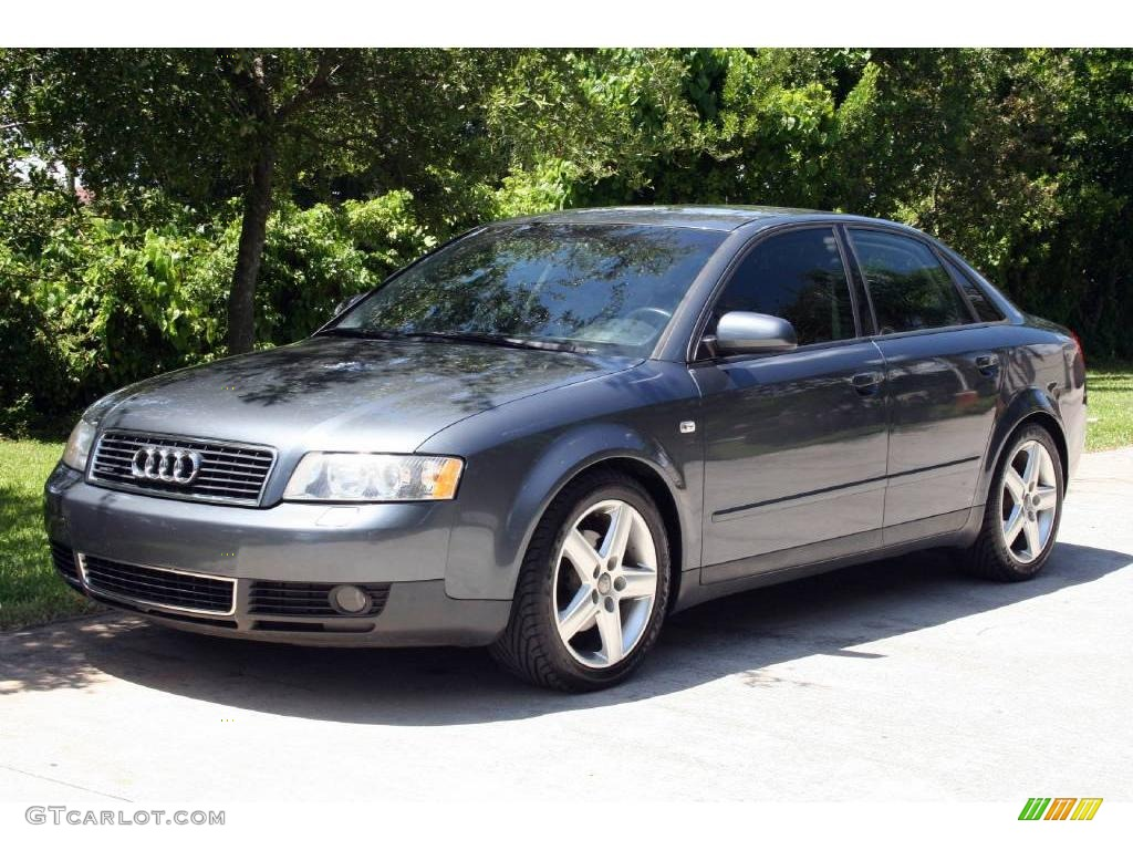 2003 audi a4 information and photos momentcar. Black Bedroom Furniture Sets. Home Design Ideas