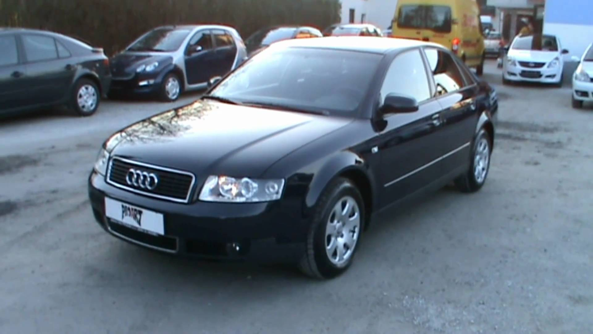 2004 audi a4 information and photos momentcar. Black Bedroom Furniture Sets. Home Design Ideas