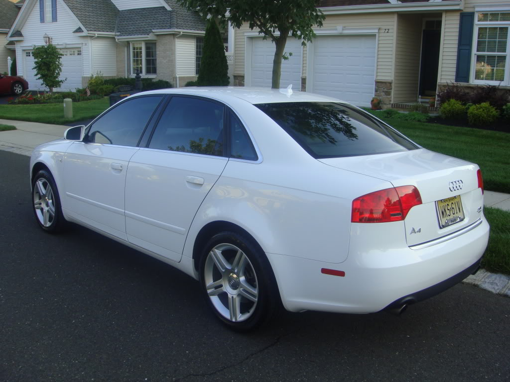 2007 Audi A4 Information And Photos Momentcar