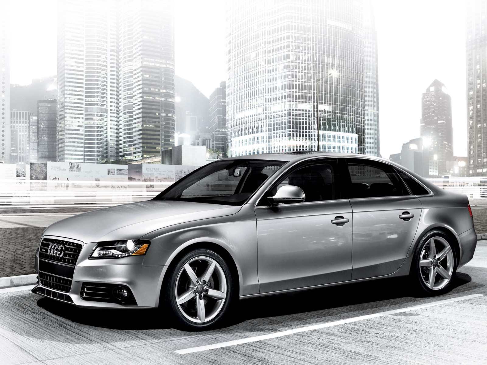 2010 audi a4 information and photos momentcar. Black Bedroom Furniture Sets. Home Design Ideas